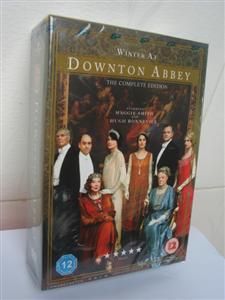 Downton Abbey Complete Series Collection DVD Season 1-6   eBay