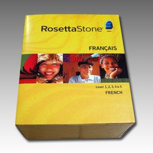 Rosetta Stone (Spanish Language) DVD Box Set