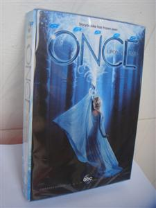 Once Upon A Time Season 4 DVD Box Set