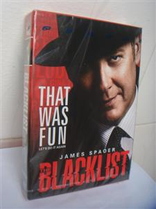 The Blacklist Season 2 DVD Box Set