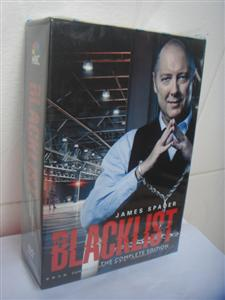 The Blacklist Season 1-2 DVD Box Set