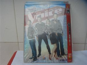 The Voice (US)  Season 1-7  DVD Box Set