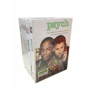 Psych Seasons 1-8 DVD Box Set