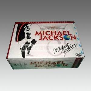 Michael Jackson Ultimate Collection 32 DVD + 1 CD Boxset