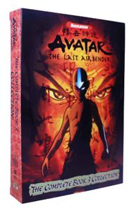Avatar: The Last Airbender - The Complete Book Three Collection DVD Box Set