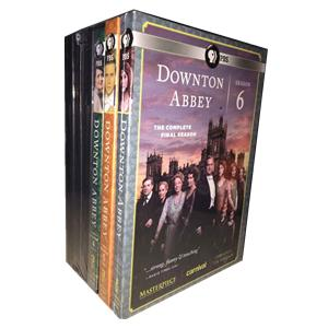 Downton Abbey Season 1-6 DVD Box Set