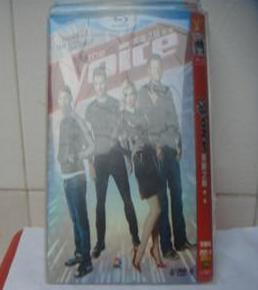 The Voice (US)  Season 1-8  DVD Box Set