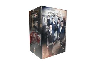 Person of Interest Season 1-5 DVD Box Set