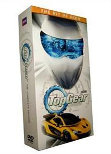 Top Gear Season 1-21 DVD Box Set