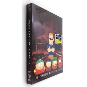 South Park Seasons 19 DVD Box Set