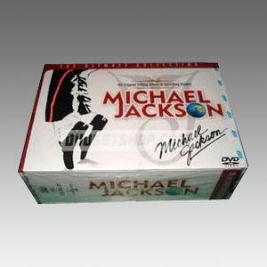 Michael Jackson Collection DVD Boxset