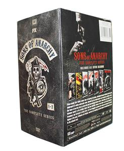 Sons of Anarchy Complete Seasons 1-7 DVD Box Set