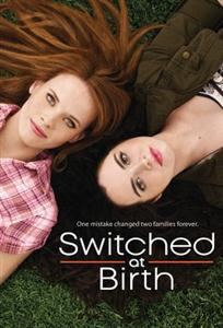 Switched at Birth Season 1-5 DVD Box Set