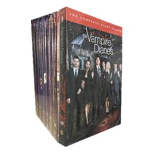 The Vampire Diaries Season 1-8 DVD Box Set