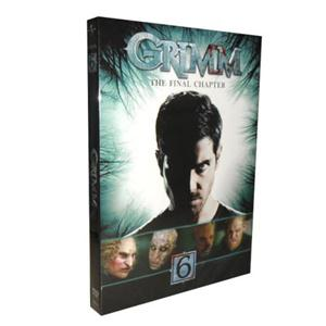 Grimm Season 6 DVD Box Set