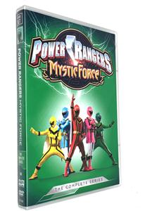 Power Rangers The Complete Series DVD Box Set