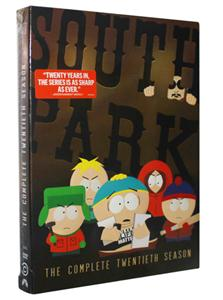 South Park Seasons 20 DVD Box Set