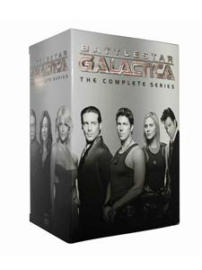 Battlestar Galactica Seasons 1-4 DVD Boxset