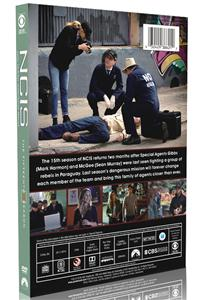 NCIS Season 15 DVD Box Set