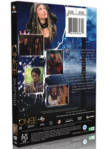 Once Upon A Time Season 7 DVD Box Set