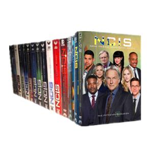 NCIS Season 1-15 DVD Box Set