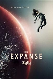 The Expanse Seasons 4 DVD Boxset