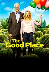 The Good Place Seasons 1-3 DVD Boxset