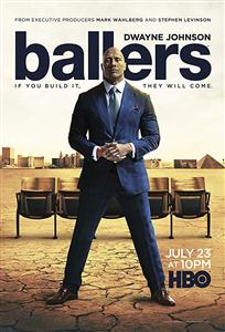 Ballers Seasons 1-4 DVD Set