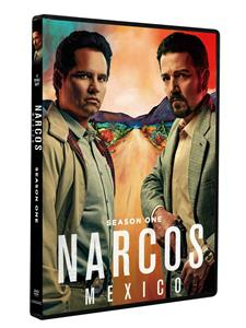 Narcos Mexico Seasons 1 DVD Set