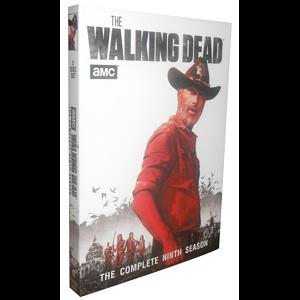 The Walking Dead Season 1-9 DVD Box Set