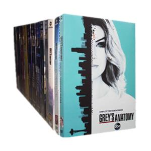 Grey's Anatomy Seasons 1-15 DVD Set