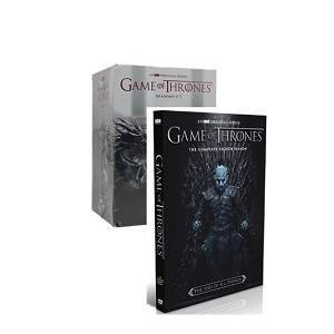 Game Of Thrones Season 1-8 DVD Box Set