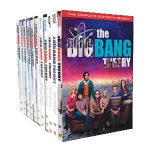 The Big Bang Theory Seasons 1-12 DVD Boxset